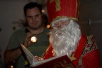 Nikolaus-Feier 2008 in Brackemich